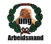 Ung i NAF-logo