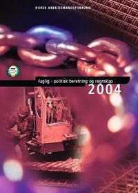 Forside - årsberetning 2004