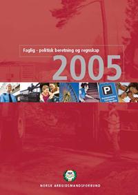 Forside - årsberetning 2005