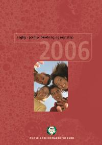 Forside - årsberetning 2006