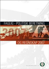 Forside - årsberetning 2007