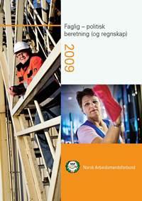 Forside - årsberetning 2009