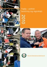 Forside - årsberetning 2010