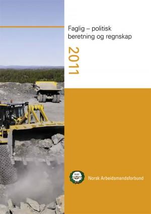 Forside - årsberetning 2011