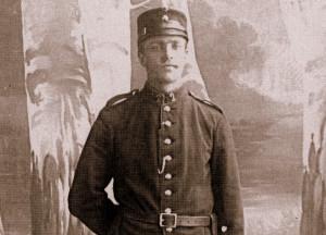 Marius Folstad som ble drept av en streikebryter