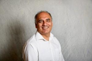 Abbas Ghulam. Foto: Sissel M. Rasmussen, LO-Aktuelt