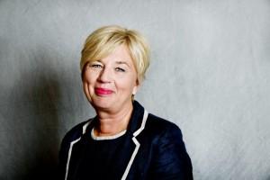 Erna Hagensen. Foto: Sissel M. Rasmussen, LO-Aktuelt