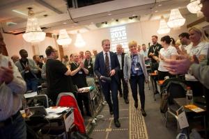 Landsmøtet 2015 - Jonas Gahr Støre - politisk innledning