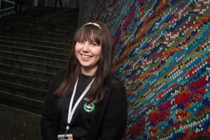 Landsmøtet 2015 -  Tanita Grønnli Kristiansen - ny_ungdomssekretær
