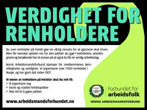 kampanje, renhold2015
