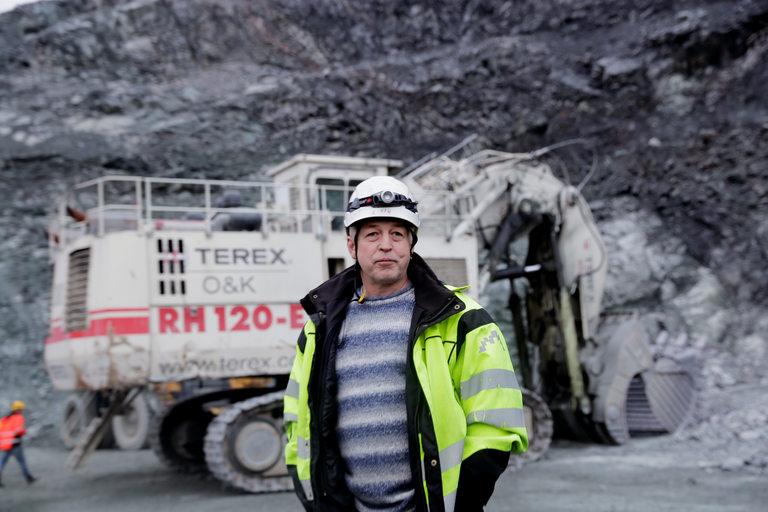Eirik Nilsen gruve