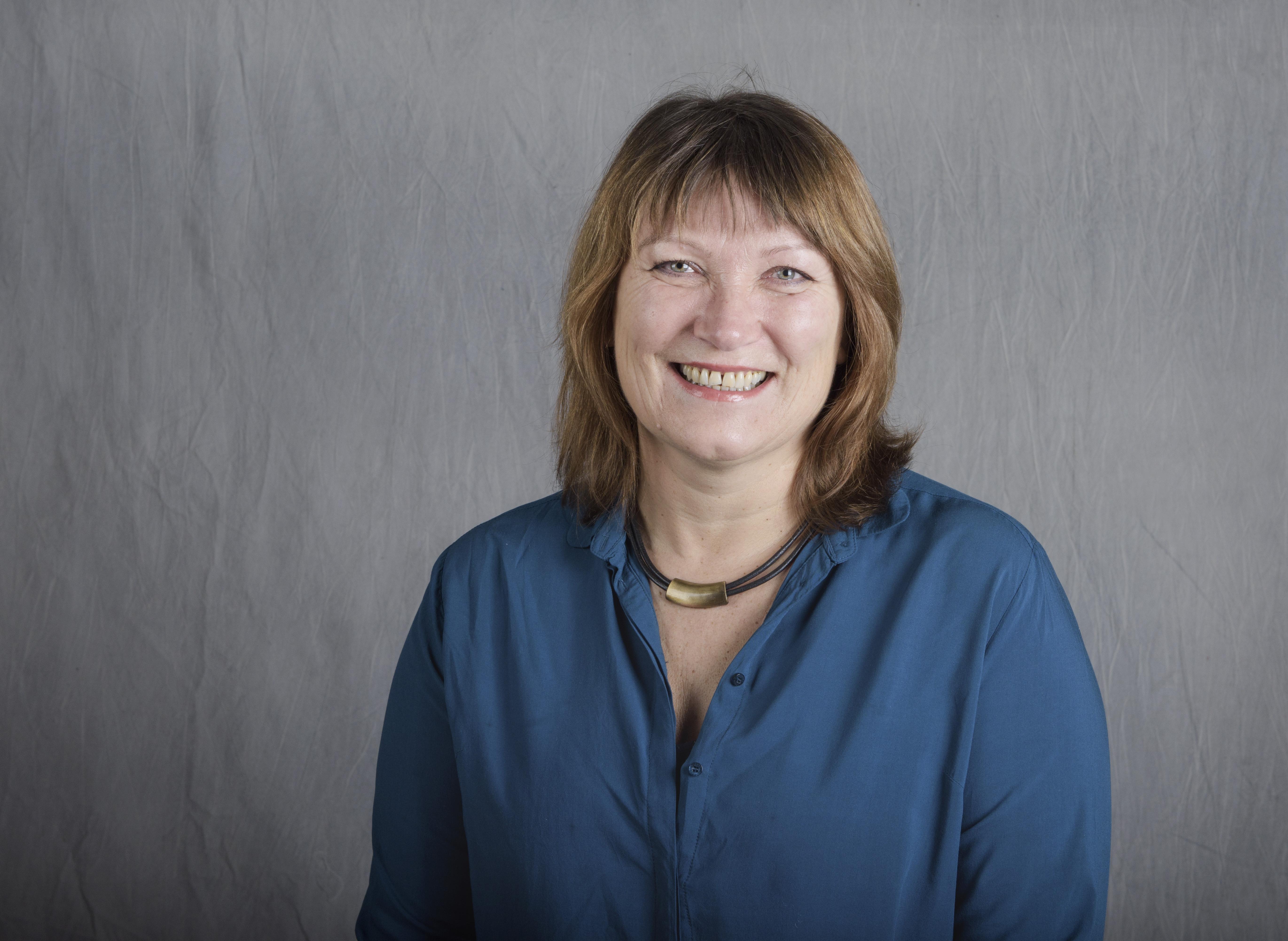 Anita Johansen. Foto: Sissel M. Rasmussen, LO-Aktuelt